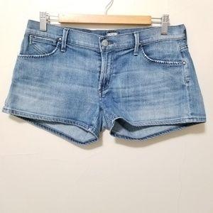 Citizens of humanity size 30 denim shorts
